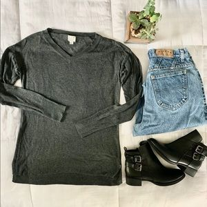 A New Day V-Neck Sweater
